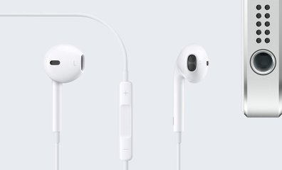 APPLE IPHONE 5 EARPODS HERO