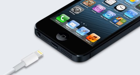 apple iphone 5 lightning hero