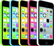 APPLE IPHONE 5C 34L ALLCOLORS PRINT