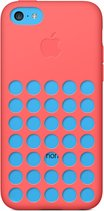 APPLE IPHONE 5C CASES BACK BLUE PINK
