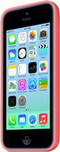 APPLE IPHONE 5C CASES FRONT LEFT BLUE PINK