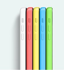 APPLE IPHONE 5C COLORS RIGHT