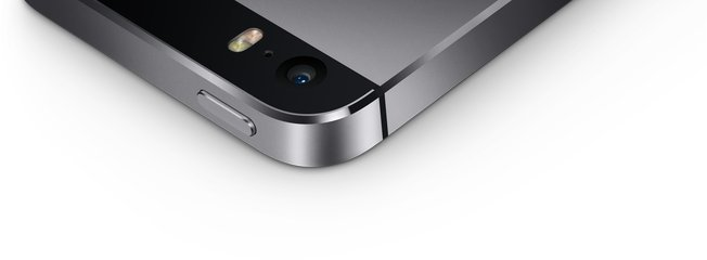 APPLE IPHONE 5S CAMERA GREY