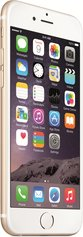 apple iphone 6 iphone6 34fl spaced homescreen