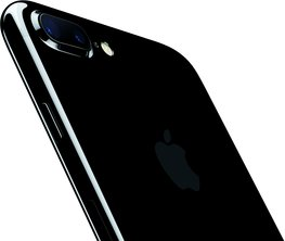 apple iphone 7 plus jetblk 34br leanforward