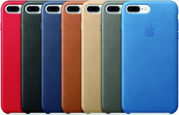 apple iphone 7 plus leathercase lineupwide