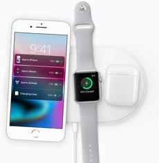 apple iphone 8 charging dock pods