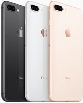 apple iphone 8 plus color selection
