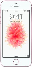 APPLE IPHONE SE RSGLD LOCKSCREEN PR US EN PRINT