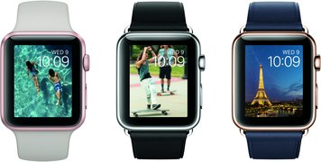 apple watch 3 up