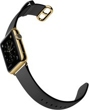 APPLE WATCH EDITION YELLOW GOLD BLACK CLASSIC