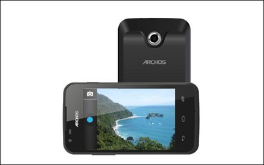 ARCHOS 35 CARBON CAMERA SLIDE