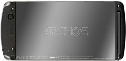 ARCHOS 43 INTERNET TABLET BACK