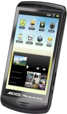 ARCHOS 43 INTERNET TABLET OBLIQUE