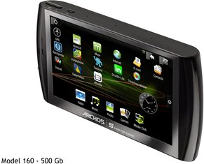 ARCHOS 5 INTERNET TABLET 160 500GB