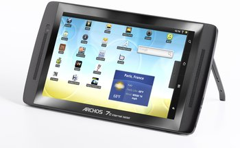 ARCHOS 70 INTERNET TABLET BEQUILLE