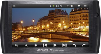 ARCHOS 7 HOME TABLET FRONT