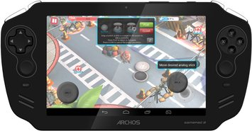 ARCHOS GAMEPAD 2 A70GP2 FACE HIDEF 3