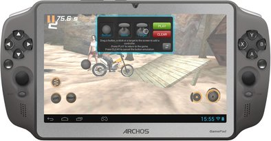ARCHOS GAMEPAD FACE