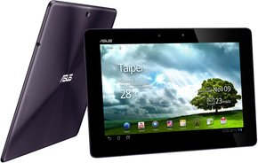 ASUS EEE PAD TRANSFORMER PRIME FRONT AMETHYST GRAY