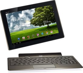 asus eee pad transformer tf101 keyboard front