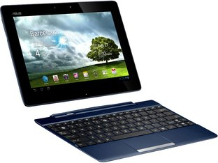 ASUS TRANSFORMER PAD 300 BLUE WITH DOCK