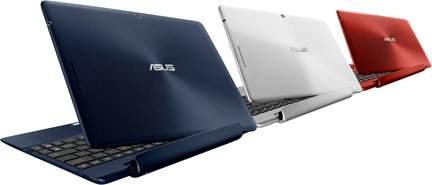 ASUS TRANSFORMER PAD 300 COLORS