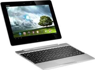 ASUS TRANSFORMER PAD 300 SILVER WITH DOCK