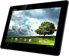 ASUS TRANSFORMER PAD INFINITY FRONT ANGLE