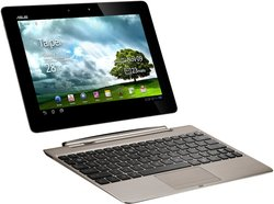 ASUS TRANSFORMER PRIME WITH DOCK PAD