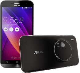 ASUS ZENFONE ZOOM FRONT BACK ANGLE
