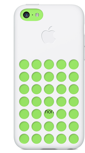 Iphone 5c Green With White Case Green Iphone 5c With W...