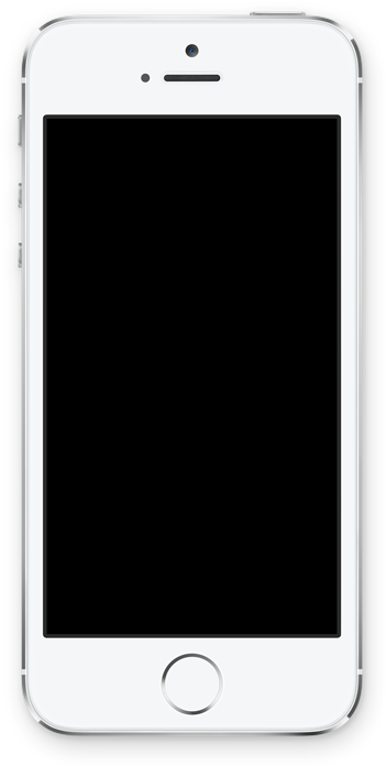Photo: apple_iphone_5s_front_silver.png 351 x 696 ...