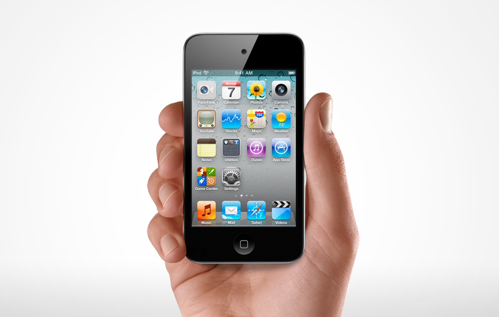 photo apple ipod touch 4th generation in 980 x. Black Bedroom Furniture Sets. Home Design Ideas