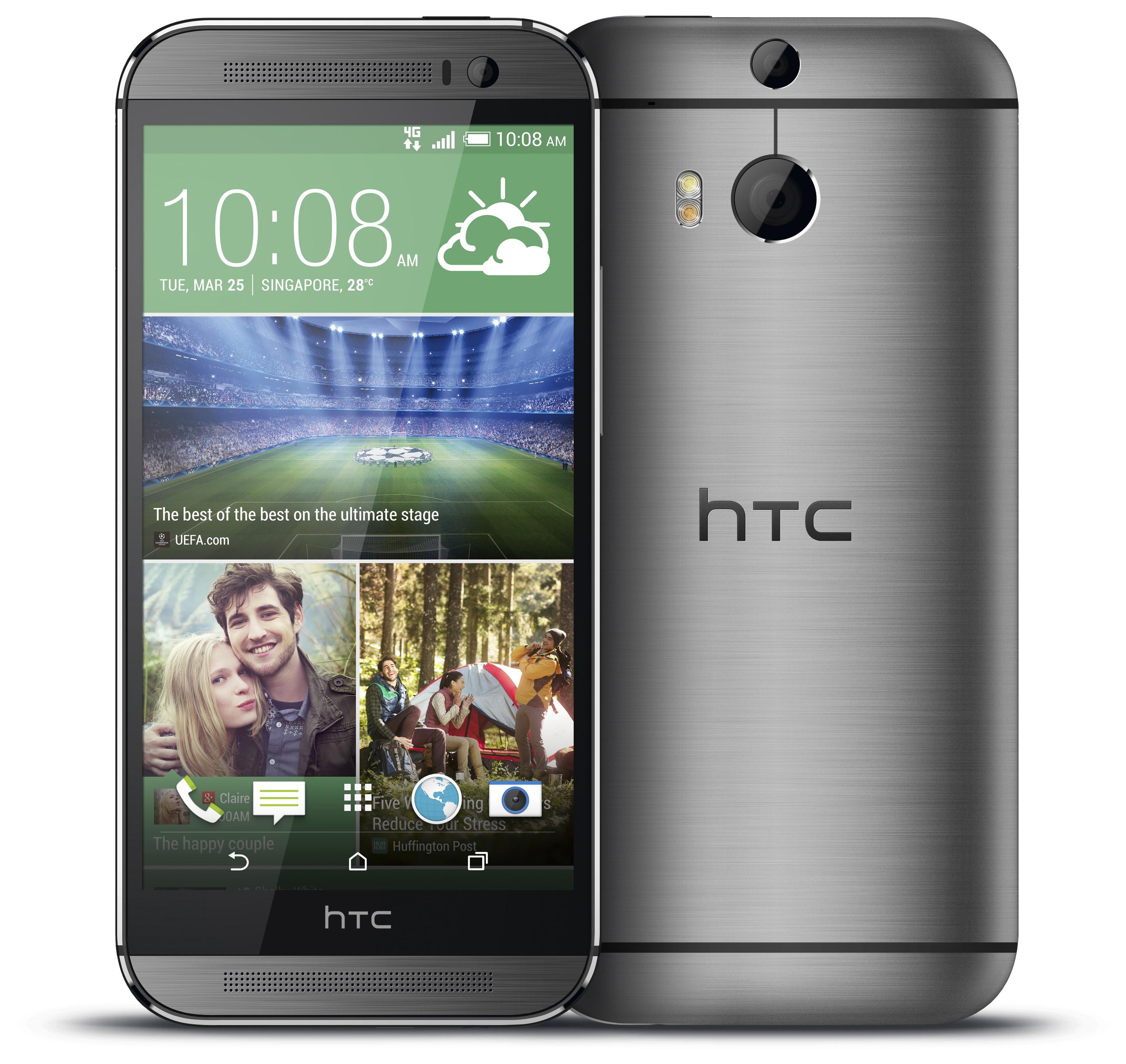 Thay màn hình, thay mặt kính HTC ONE M8