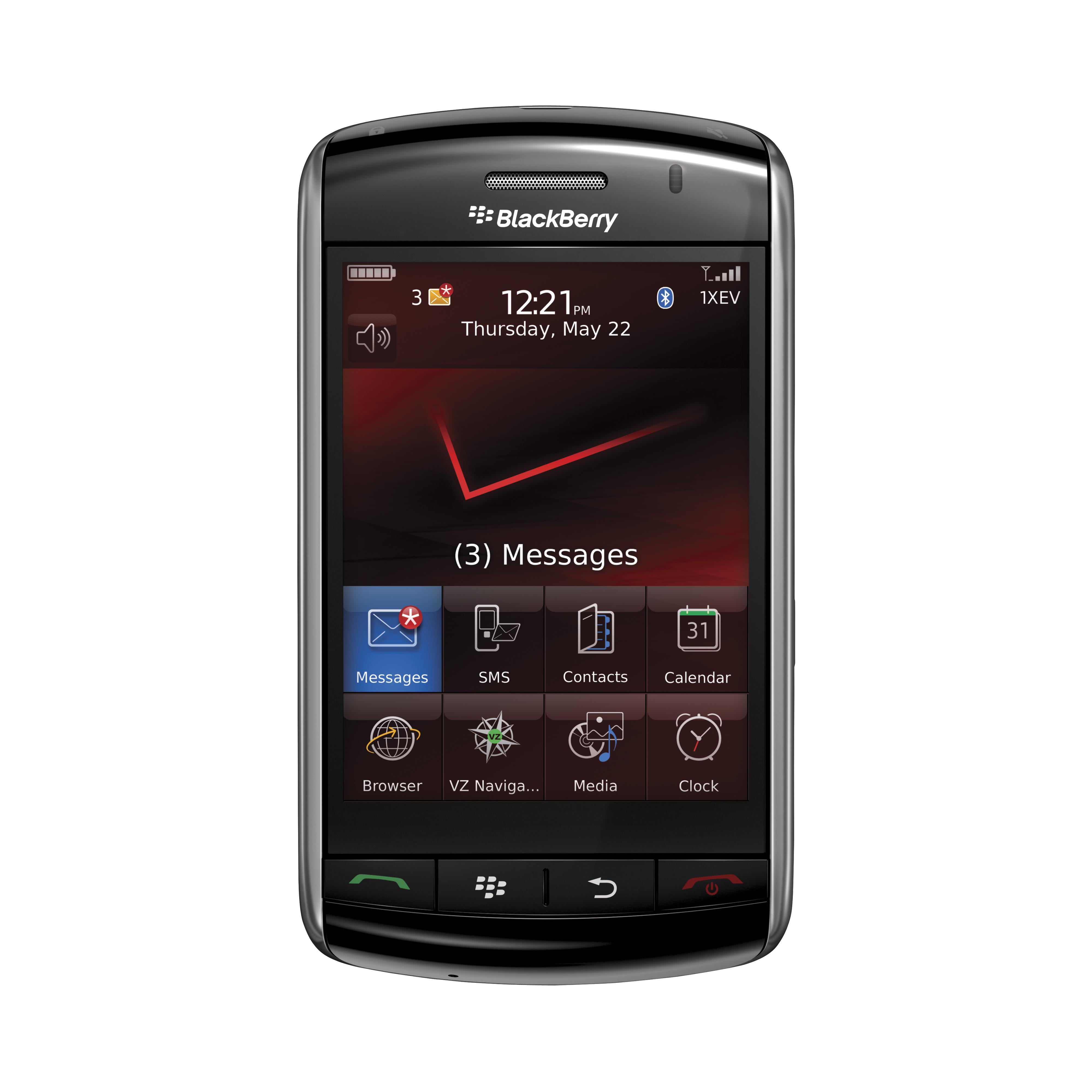 BlackBerry Storm 9530 | Verizon Community
