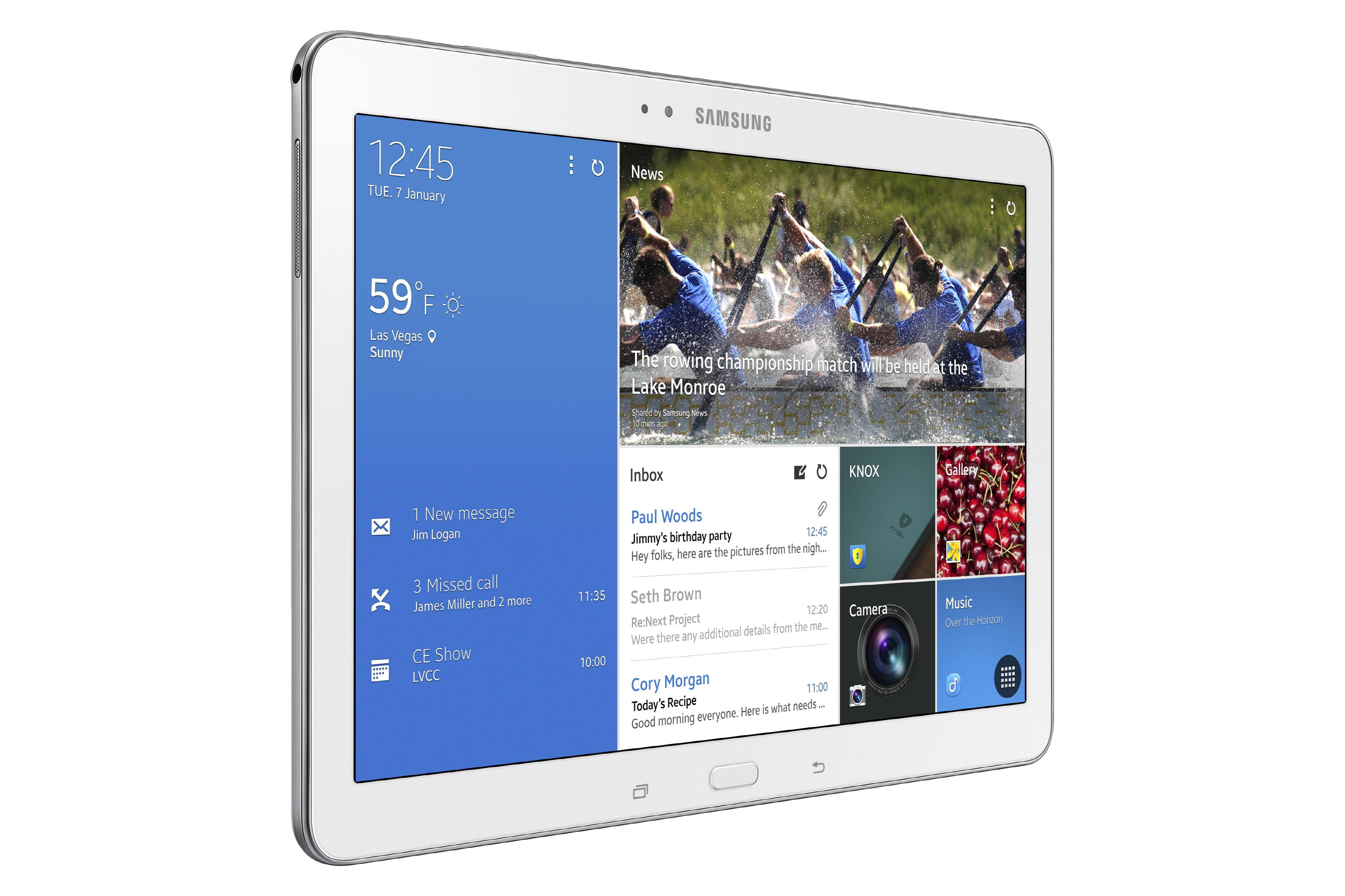Samsung Galaxy Tab Pro 10 1 16GB T520 Wi Fi