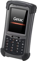 GETAC PS236 FRONT ANGLE GREY