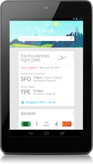GOOGLE NEXUS 7 TABLET FEATURES GOOGLENOW