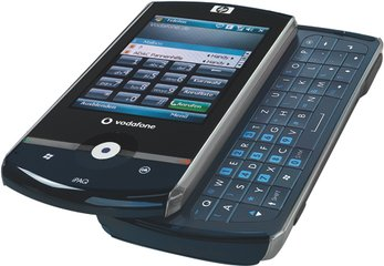 HP IPAQ DATA MESSENGER RIGHT SITE OPEN