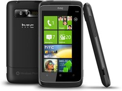 HTC 7 TROPHY BACK FRONT SIDE
