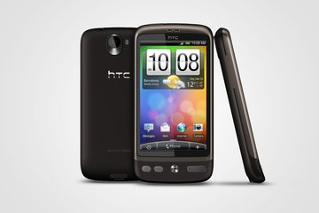 HTC DESIRE BACK FRONT SIDE
