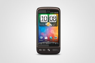 HTC DESIRE FRONT