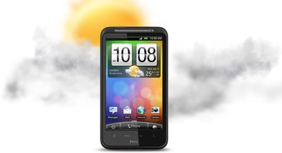 HTC DESIRE HD FRONT