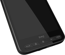 htc hd2 keys