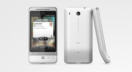htc hero white 7