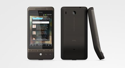 HTC HERO WHITE 8