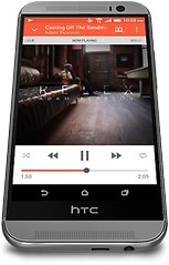 HTC ONE M8 HEAR CLEAR BALANCED SOUND