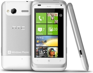 HTC RADAR BACK FRONT SIZE