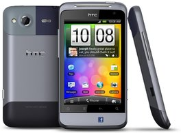 HTC SALSA BACK FRONT SIDE